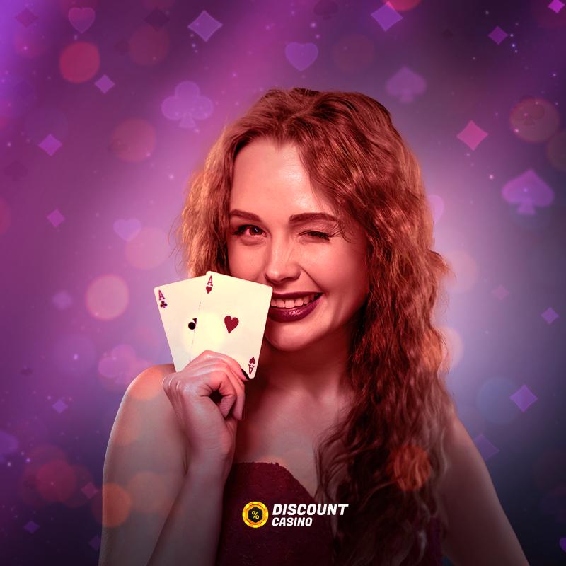 Discount Canlı Casino - Online Casino Oyunları